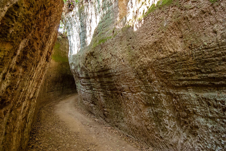 Via Cava di Poggio Prisca