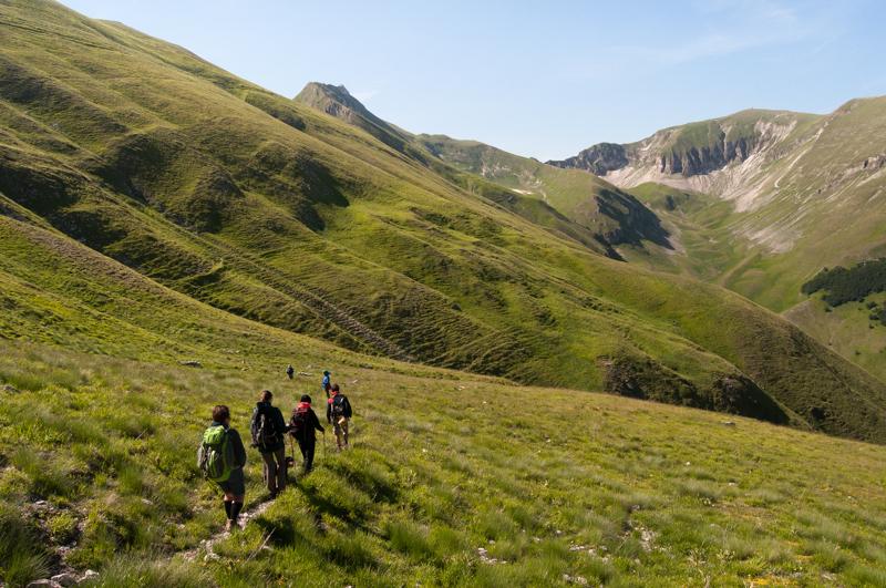Alta Via delle Marche: diario di viaggio  Quarta ed ultima